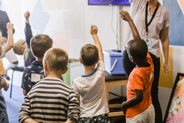 teaching children about reycling