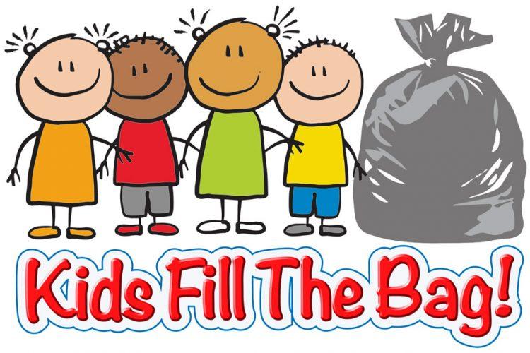 Kids Fill The Bag Logo