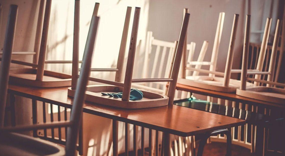 school desks Fundraising for primary schools