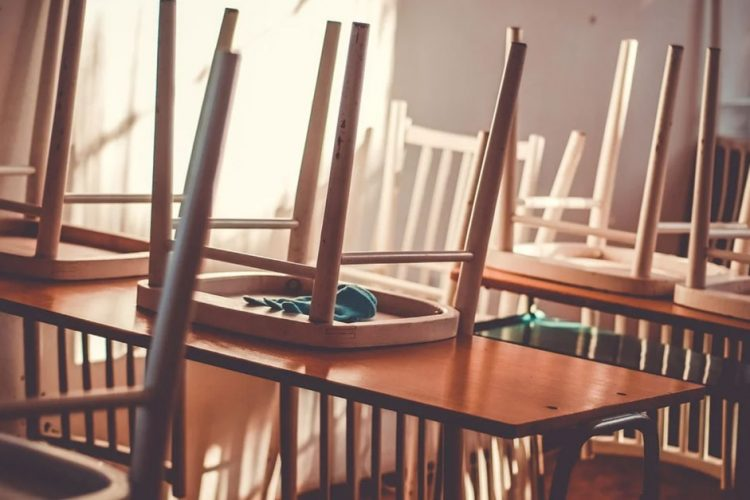 school desks Fundraising for primary schools